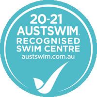 Logo 20 21 Austswim Recognised Swim Centre