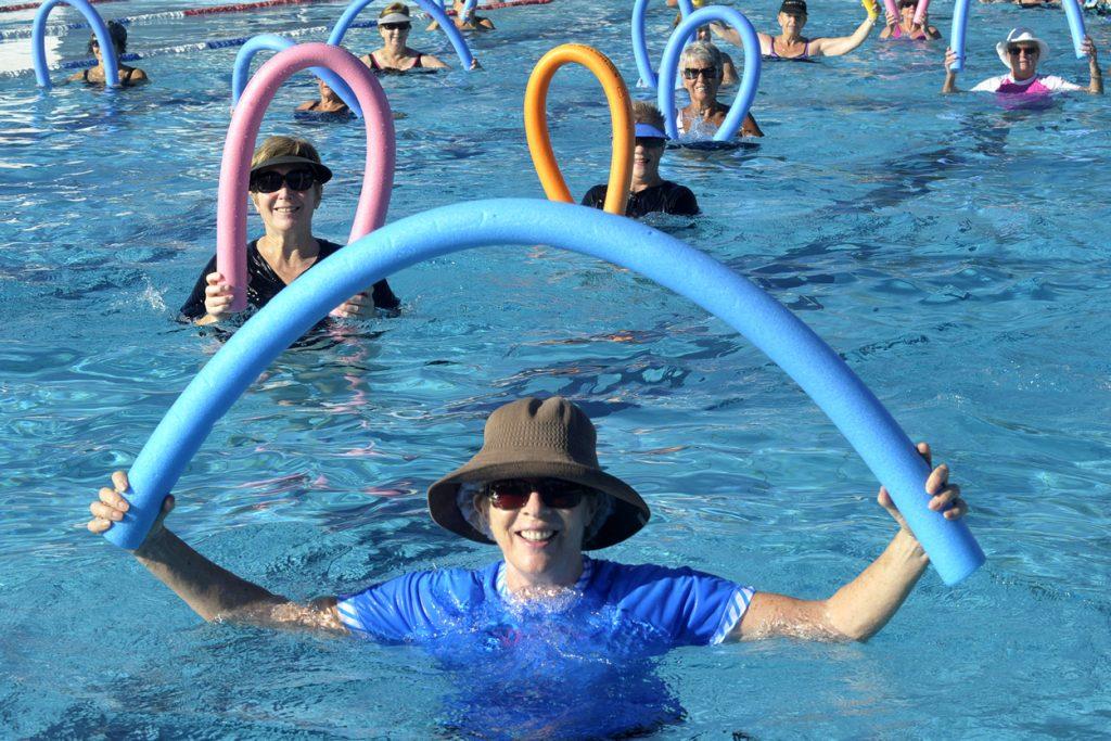 Swim Aerobics Promo10